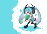 Splatoon Miku