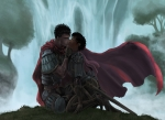 Berserk - Guts and Casca